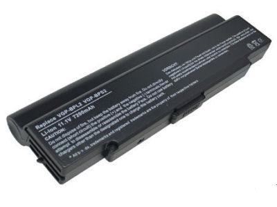 7200mah Battery for SONY VAIO VGN-AR VGN-C VGN-FE VGN-FJ