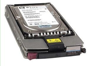HP 500GB MDL SATA 7.2K RPM HDD 458928-B21