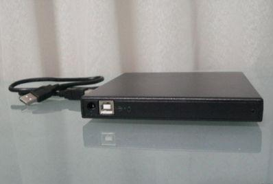 Fujitsu Lifebook USB external CD DVD burner combo Drive