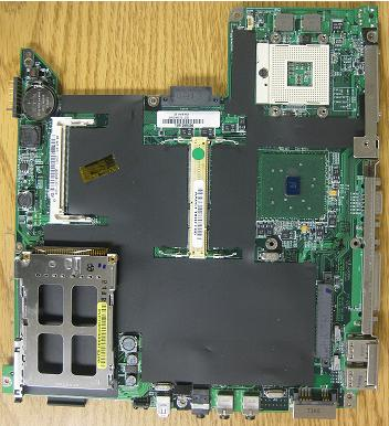 ASUS A3000 Z9100N MotherBoard system board