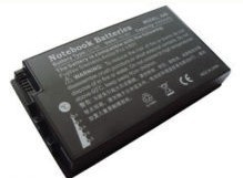 4400mA Laptop Battery 916C3190F SQU-418 for ADVENT 7106
