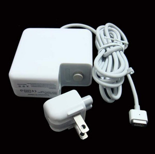16.5V 3.65A 60W Magsafe A1181 A1184 AC Adapter replace for Apple