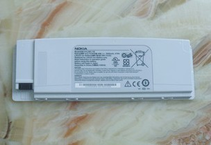 57WH Nokia Booklet 3G BC-1S Netbook battery