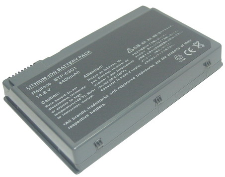 Replacement for ACER TravelMate C300, C301, C302, C310 battery