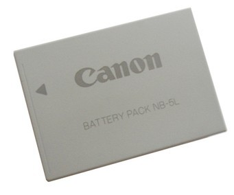 Canon Camcorder battery