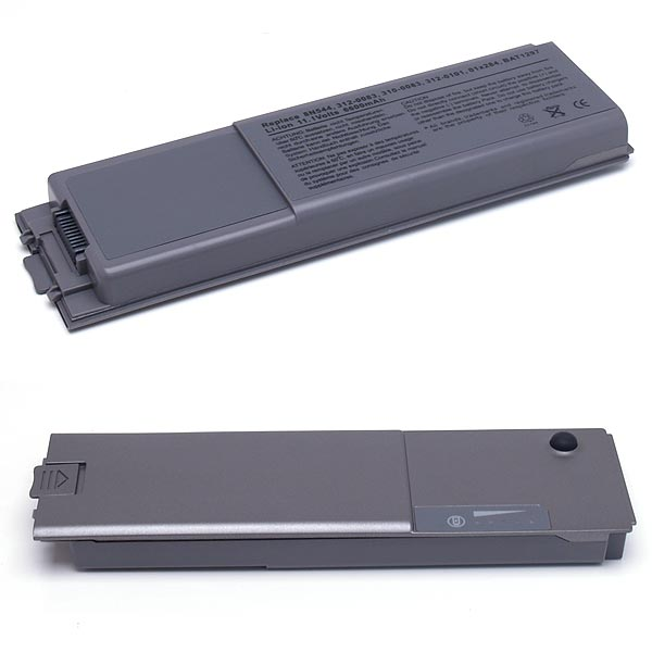4400mAh DELL Latitude D800 / Inspiron 8500, 8600 Laptop Battery