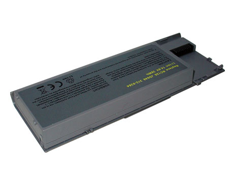 85WHr 9-Cell Replacement Dell Latitude D620,D630 Laptop Battery
