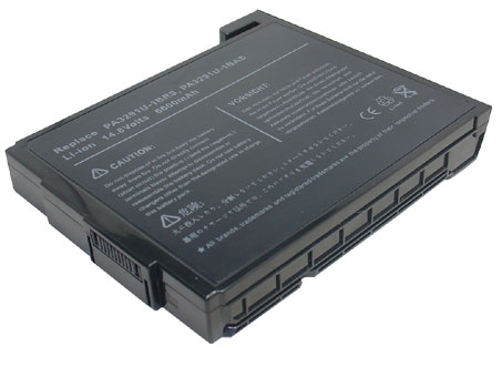 New 6600mAh battery for Toshiba Satellite P20, P25 Series Laptop