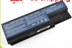 New Gateway MC MC73 AS07B31 11.1V Laptop Battery