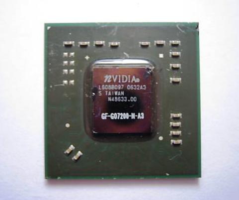 nVidia Geforce GF-Go7200-N-A3 Graphics Chipset
