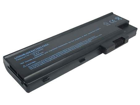 Acer Aspire 1680,3000,TRavelMate 4000,4500 series laptop battery