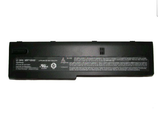 6600mAh 12Cell ECS G600 G900 NBP12A05 Laptop battery