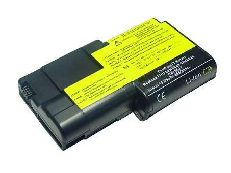 IBM ThinkPad T20, T21, T22, T23 Series Laptop Battery