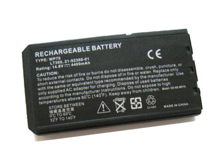 NEC Versa E2000, Versa M340 series laptop battery PC-VP-WP70
