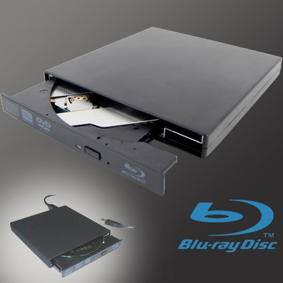 Blu-Ray Player DVD UJ-130 UJ-130A USB external Drive