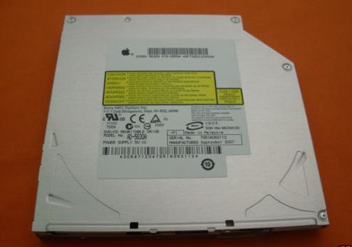 New SONY-NEC DVD RW Drive AD-5630A For Apple Laptop