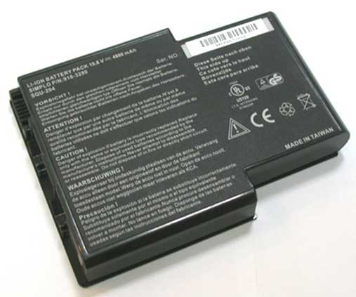 SMP SQU-204,916-3290 laptop battery