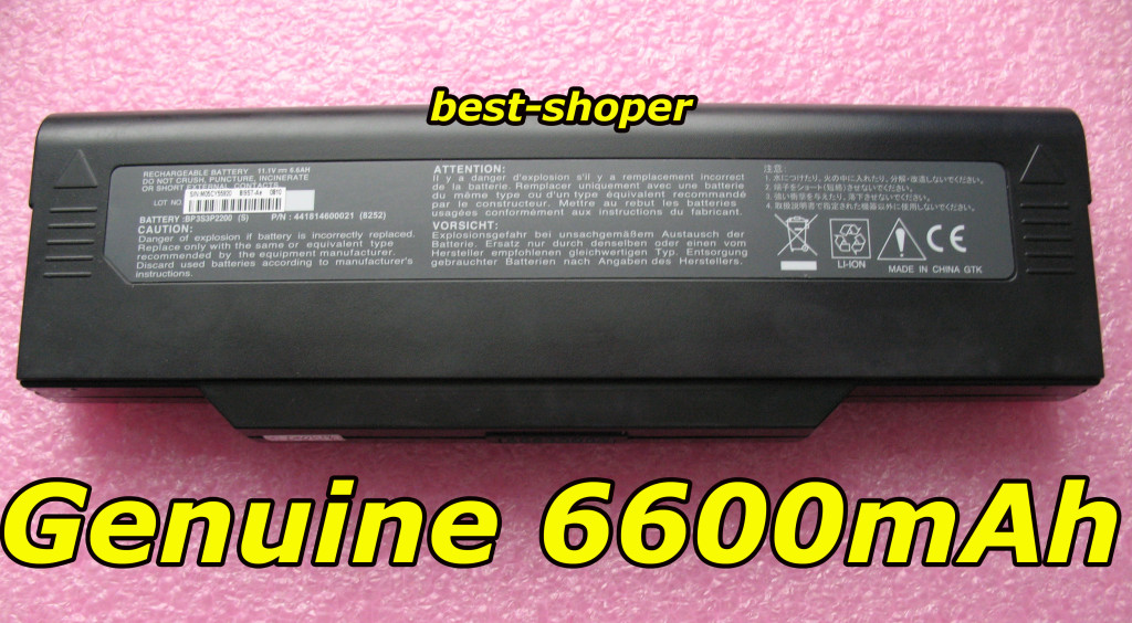 Battery NEC Versa M540 E2000 BP-8050 BP-8050(P)