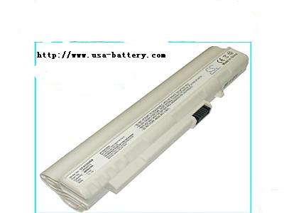 9-cell 6600mah battery for Acer ASPIRE ONE Series laptop(white)