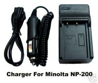 Konica battery charger