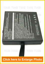 Mitac BP-8399 BP-8599 MiNote 8399 8599 laptop battery