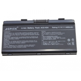 NEW A32-H24 Battery for HASEE A300 A350 4400mAh