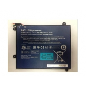 NEW BAT-1010 Battery for Iconia Tab A500 3260mAh