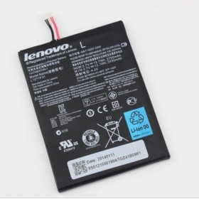 13.7Wh LENOVO IDEATAB A2107 L12T1P31 Battery good quality