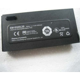 14.8V ECS GreenNote G320 EM-G330L2S Battery good quality