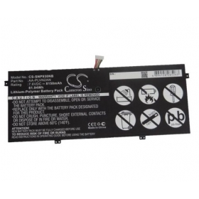 8150mAh Samsung NP930X5J-K01IT AA-PLVN2AN Battery good quality