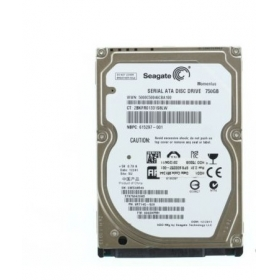 2.5inch 750 GB SATA II Hard Disk Drive Seagate ST9750420AS