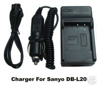 sanyo battery charger